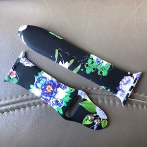 Accessories - Floral Apple Watch watchband